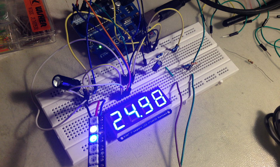 Creating a simple WiFi-enabled energy monitor
